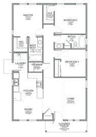 3 bedroom 2 bath house floor plan for 2 bedroom house 2 house floor plans 3 bedroom 2 bath