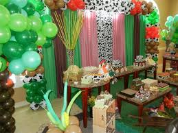 Barney Party Decorations Enchanted Balloon Party And Event Decors Farm Animals