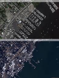 Staten Island Map Hurricane Sandy U0027s Storm Surge Mapped Before It Hit Huffpost