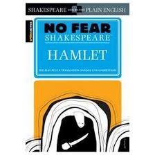 sparknotes hamlet paperback william shakespeare target