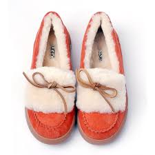 womens ugg flat shoes australia flat shoes 1872 orange