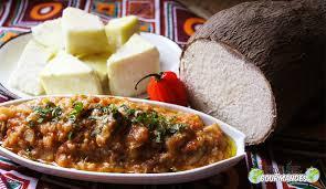 cuisiner l igname carrés d igname et mijoté de veau à la menthe envolées gourmandes