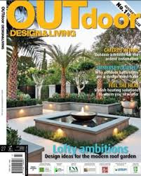Garden Ideas And Outdoor Living Magazine Kihara Landscapes Features In Outdoor Design Living Magazine
