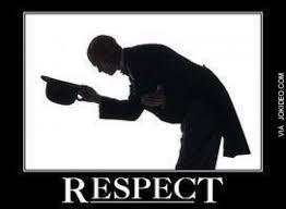 Respect Meme - reaction pic respect