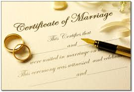 wedding planner license wedding planner marriage document signing in mn
