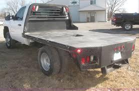 2008 chevrolet silverado 3500hd flatbed truck item f7340