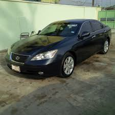 black lexus 2007 sold black color 2007 lexus es 350 navigation 1322 autos