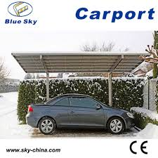 outdoor aluminum car shed awning for cars carport buy car shed