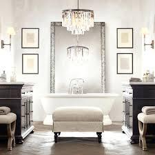 Restoration Hardware Bathroom Cabinets Restoration Hardware Bathroomrestoration Hardware Style Bathroom
