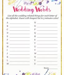Words Of Wisdom Bridal Shower Game Bridal Shower Games U0026 Advice Cards U2013 Planet Mango