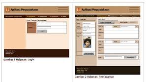 cara membuat halaman utama web dengan php modul pembuatan aplikasi berbasis web perpustakaan smk rpl