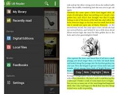 text reader for android best ebook reading apps for ios and android 2016