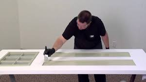 how to paint a steel or fiberglass doors youtube
