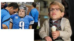 Simon Birch Meme - anybody else think of this whenever they see matthew stafford nfl