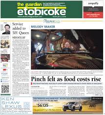 lexus st clair toronto the etobicoke guardian south january 7 2016 by the etobicoke