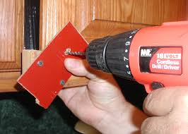 cabinet hardware drilling jig tip installing cabinet hardware with a jig front porch cozy