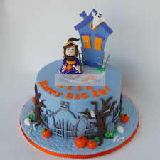 Halloween Birthday Cakes Pictures by Halloween Birthday Cake Cakecentral Com