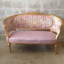 Antique French Settee French Settee Antique Furniture French Louis Xvi 3 Piece
