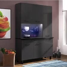 meuble cuisine et gris meuble cuisine gris anthracite achat vente meuble cuisine gris