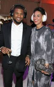 is michelle grace harry african american 15 things to know about usher s boss of a wife grace miguel e news