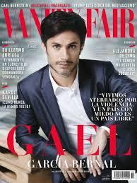 Magazine Vanity Fair Gael García Bernal Vanity Fair Magazine October 2017 Cover Photo