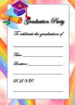 kindergarten graduation invitations graduation invitations free printables graduation announcements