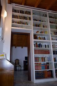 libreria ponte libreria a tutta altezza falegnameria frialdi