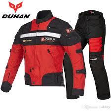 waterproof motorcycle jacket 2018 2017 duhan duham winter waterproof motorcycle jacket sets