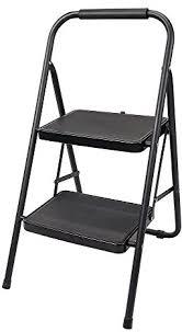 new small ladder stepladder 2 step ladder anti slip foldable handy