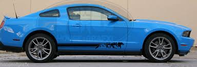 decals for ford mustang horses running decals graphics stripes fit any yr ford mustang 12