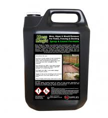 Moss Cleaner For Patios Moss Magic Moss Algae U0026 Mould Remover Hls Supplies Ltd