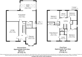 Baths Of Caracalla Floor Plan 4 Bedroom Detached House For Sale In 15 Achray Drive Falkirk