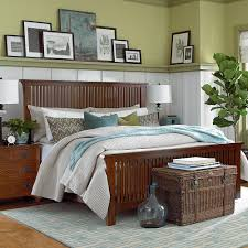 ethan allen outlet craftsman style bedroom decorating arts and