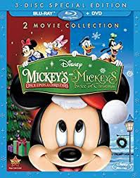 amazon com mickey u0027s christmas carol 30th anniversary edition