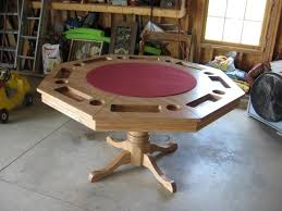 how to make a poker table 23 popular poker table woodworking plans smakawy com