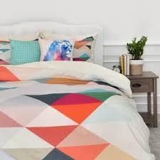 blue and orange bedding modern orange bedding sets allmodern