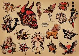 sailor jerry flash sheet t shirt design vulture graffix