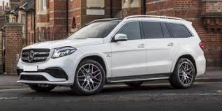 mercedes suv prices 2018 mercedes gls amg gls 63 4matic suv price with options
