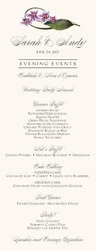 exles of wedding programs wording wedding menu cards wording exles 28 images naturally heartfelt
