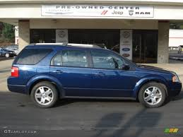 2006 Ford Freestyle Reviews 2005 Dark Blue Pearl Metallic Ford Freestyle Limited Awd 62596238