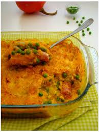 la cuisine gourmande gratin de potimarron petits pois et de saucisse la cuisine