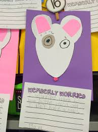 Wemberly Worried Worksheets First Day Of Lesson Plans And Activities First Grade Made