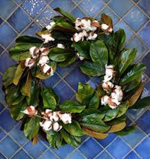 Magnolia Leaf Wreath Best 25 Magnolia Wreath Ideas On Pinterest Letter Wreath
