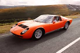 vintage lamborghini the italian job lamborghini miura heads for classic six nations