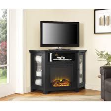 tv stands frightening corner fireplace tv stand pictures concept