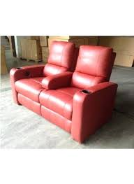 Two Seater Recliner Chairs 2 Seater Cream Leather Recliner Sofa Okaycreations Net