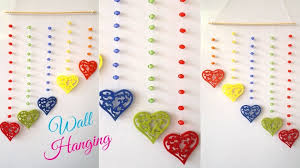 home decor diy crafts diy crafts for room decor wall hanging for home decoration within