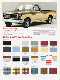 Vintage Ford Truck Ads - 1980 1981 explorer postcards ford truck enthusiasts forums