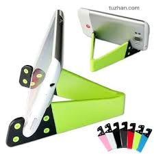 no1accessory green universal mini fordable desk mobile phone ipad