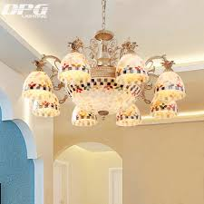 Cheap Chandeliers For Bedrooms Online Get Cheap Antique Tiffany Chandelier Aliexpress Com